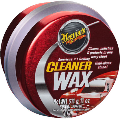 Imagen de MEGUIARS CLEANER WAX PASTE 311 GR