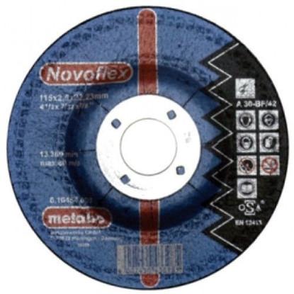 Imagen de DISCO CORTE #16454-616727 (4.1/2X3/32)CONC(METABO)