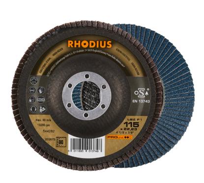 Imagen de DISCO FLAP 4.1/2 G#80 RHODIUS 202675